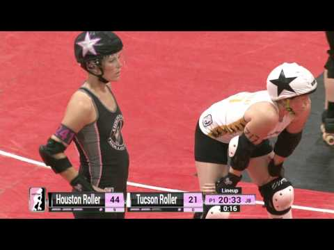 Game 10: Houston Roller Derby v Tucson Roller Derby