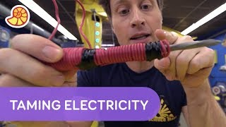 Make a Real Electromagnet   Science Max