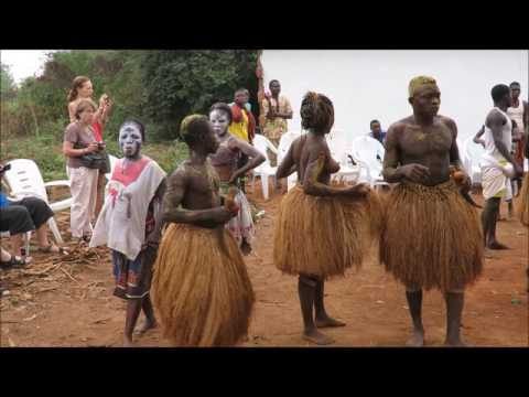 בנין - טקסים Benin ceremonies -  2017