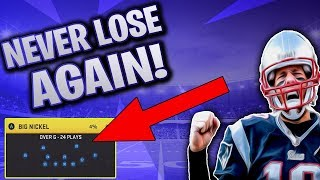 Never Lose Again With This Overpowered Defense! Madden 20 Tips!