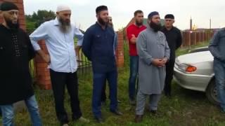 Обращение мусульман Ингушетии к руководителям анфитеатра