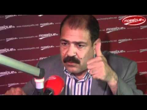 """Chokri Belaïd : """" on ne s'est pas débarrassé d' Ali Baba pour que Baba Ali vienne à sa place """""""