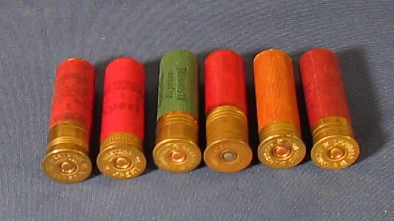 Image result for shotgun shell papr
