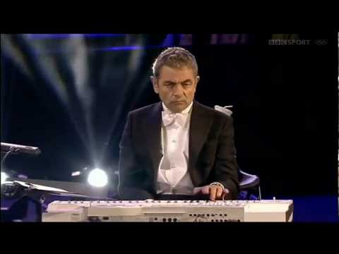 The London Symphony Orchestra With Mr. Bean Rowan Atkinson  Chariots of Fire