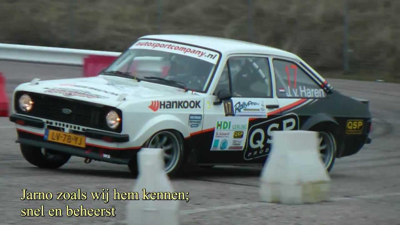 Rally Ford Escort MK2 OHC - Jarno van Haren 2013 - Cool Classic ...