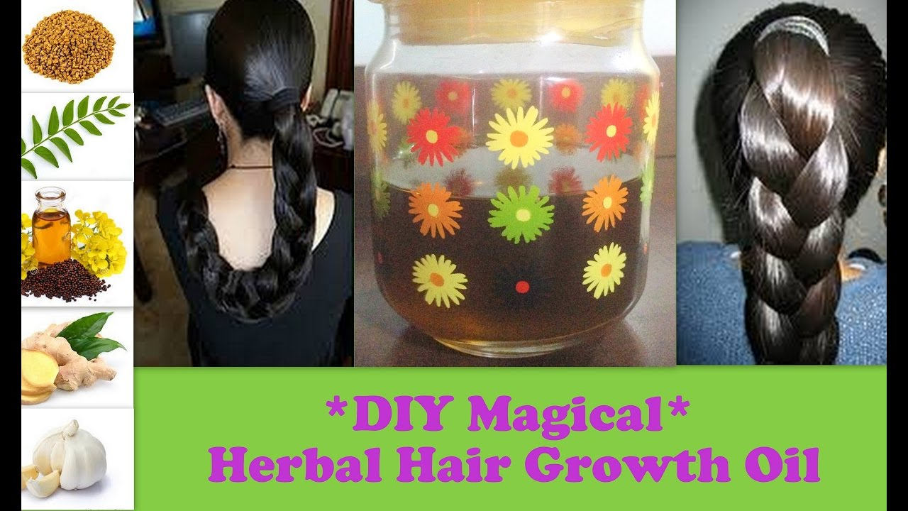 Magical Hair Growth Treatment | How to Grow Long and thicken Hair Naturally and Faster 100% Works