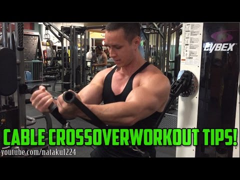 Jtrain Fitness - Cable Crossover Workout Tips