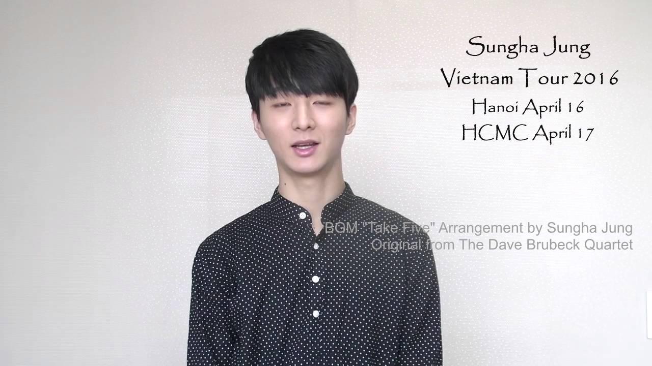 Sungha Speaks About His Vietnam Tour