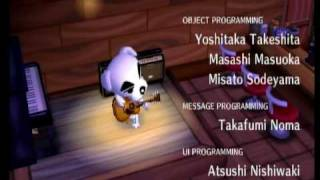 Animal Crossing City Folk- KK Slider Performance Part 2/3