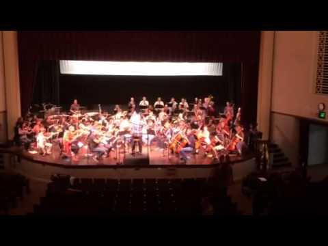 Oregon Coast Music Festival Rehearsal