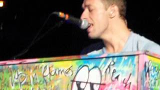 Coldplay - Amsterdam live in Chicago 8/8/12!!!!!