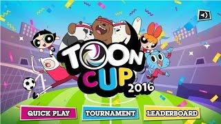 Cartoon Network Games | Toon Cup 2016 [Full Gameplay]