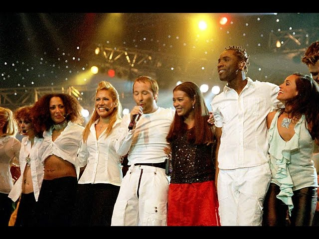 DJ BoBo - THERE IS A PARTY (Celebration Show Finale)