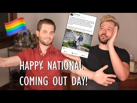 NATIONAL COMING OUT DAY | Dads Not Daddies