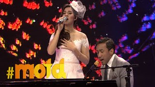 So Sweet, Maruli Tampubolon & Raisa 'Butterfly' MOTD 15 Feb 2016