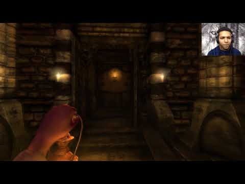 Amnesia The Dark Descent Gameplay #5: We never been this close!!!