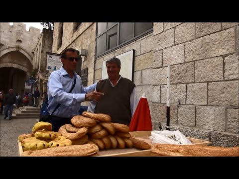 Part 1 of B'nai B'rith Live Tour in Jerusalem