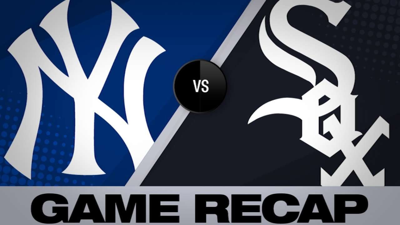 Torres, Sanchez lead Yankees past White Sox | Yankees-White Sox Game Highlights 6/15/19