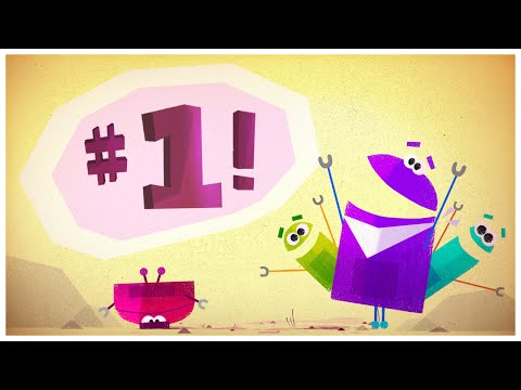 """The Number One,"" Number Songs by StoryBots"