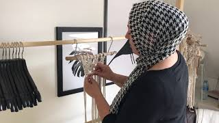 Home visit: make room for a creative hobby