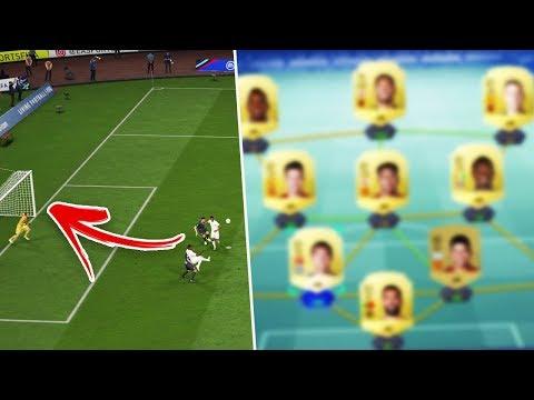 MITT *SJUKASTE MÅL* + STARTER TEAM!!🔥🔥 - FIFA 19 på Svenska