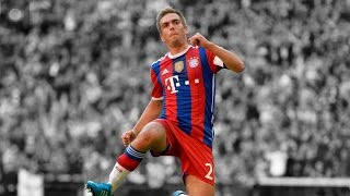 Philipp Lahm - The Hero - Defensive skills, goals and assists