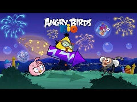 Angry birds rio 2 скачать бесплатно