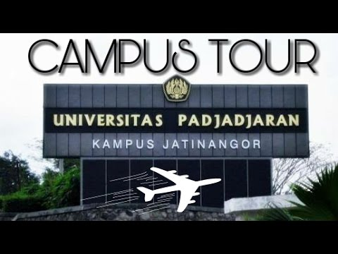 Campus Tour - University of Padjadjaran, Unpad (Part 1)