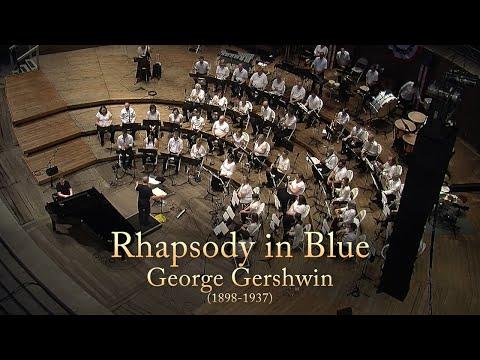 Rhapsody in Blue - George Gershwin - Triangle Wind Ensemble