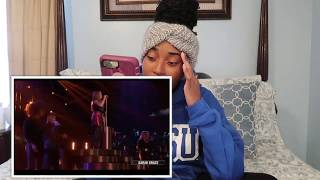 "Sarah Grace Performs ""Amazing Grace"" - The Voice 2018 *REACTION*"