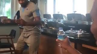 Ogenyi Onazi #bottlecapchallange akımına kapıldı