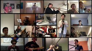 Backatown - Virtual Band - La Salle Academy Jazz Band