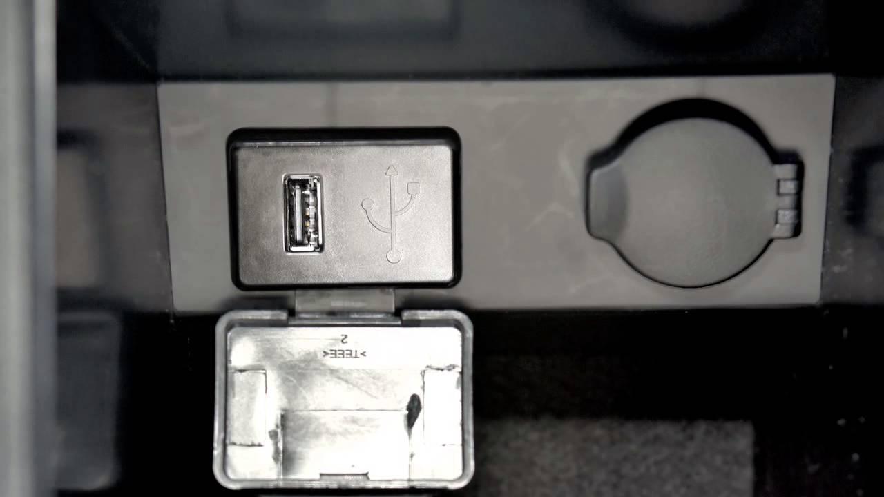 Nissan Sentra Radio Wiring Diagram 1976 Porsche 911 2012 - Usb Jack And Ipod® Connectivity Youtube