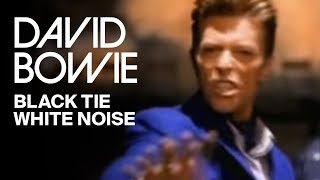 Смотреть клип David Bowie - Black Tie White Noise