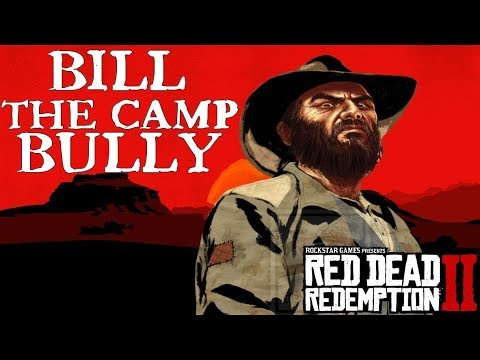 Bill Bullying and Fighting at Camp compilation | Red Dead Redemption 2 thumbnail