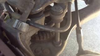 (2001 Chevrolet Silverado)Bad Tie Rod End Noise