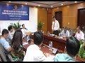 Bộ trưởng Trần Tuấn Anh làm việc với các Trưởng Cơ quan đại diện Việt Nam ở nước ngoài