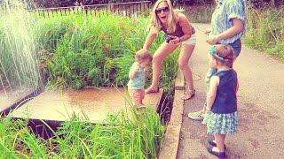 BABY VS WATER PARK!