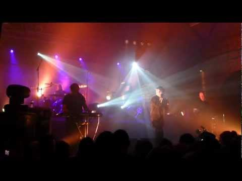 Project Pitchfork - Storm Flower - BLACK - LIVE 2013 - Dresden Strasse E 26.01.2013