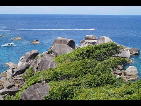 Экскурсия на Симиланские острова (Симиланы)