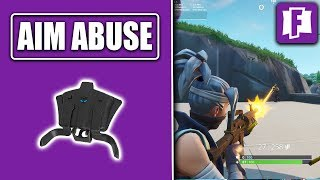 MOD PASS: Set Fortnite Aim Abuse | Strikepack FPS Dominator Mod Pack Tutorial [English]