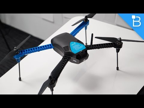 3DRobotics IRIS+ review: A drone that can fly itself