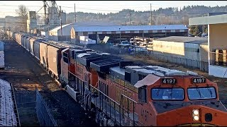 CHEHALIS, WA!   NEW VIRTUAL RAILFAN CAMERA STARTS LIVE TODAY!
