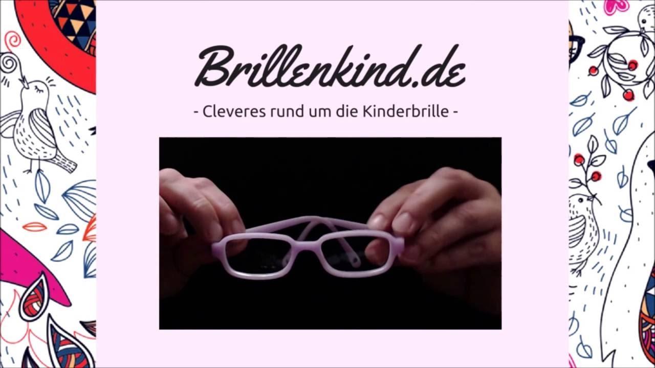 Flexible Brille für Babys und Kinder - Stabile Kinderbrille TR90 ...