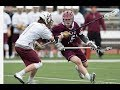 Chris Hervada Haverford School Lacrosse Highlights