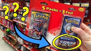 RARE FORGOTTEN SET PACK OF POKEMON CARDS SPOTTED IN STORE!