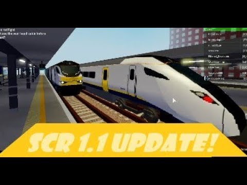 AIRLINK, CONNECT EXTENSIONS, AND MORE! | Roblox Stepford Country Railway  Update
