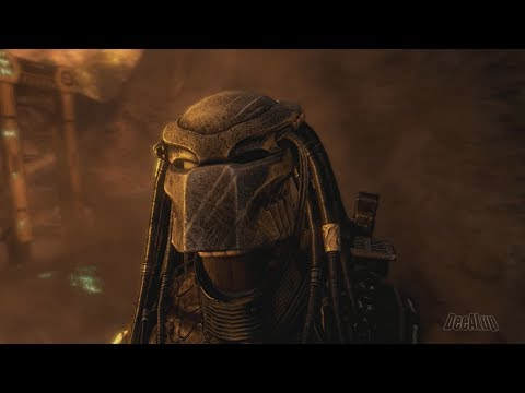 Aliens vs Predator - Game Movie (Сhronological Сut, 1080p 60