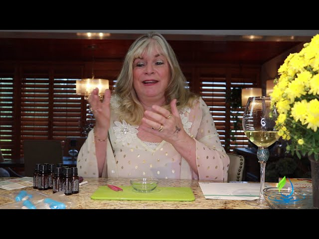 Inhaler Essential Oil Blend for Immunity Booster, Motion Sickness, and Seasonal Allergies