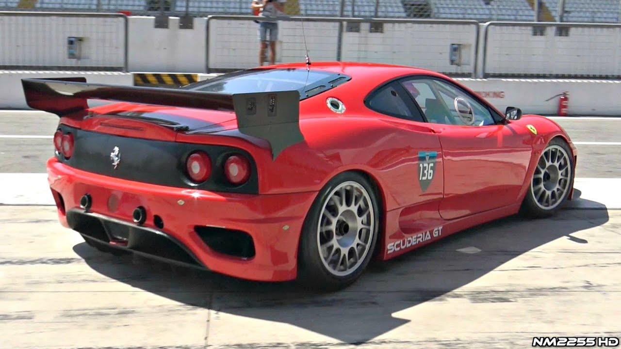 Image result for Ferrari 360 Modena GTC